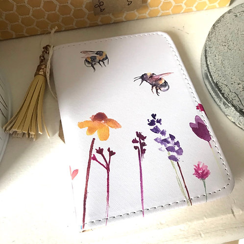 Bumblebee Passport Cover