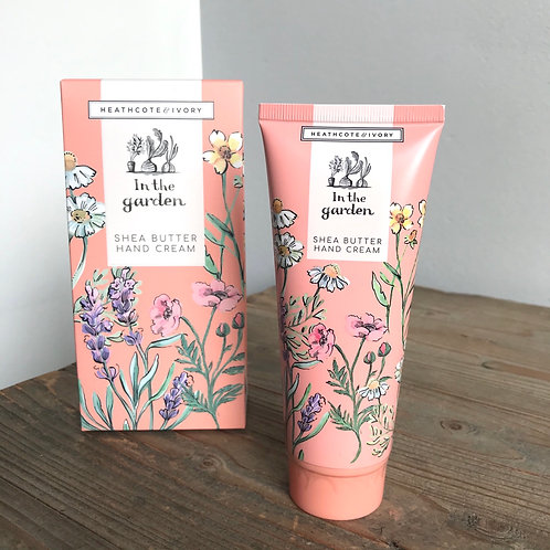 Heathcote & Ivory Shea Butter Hand Cream