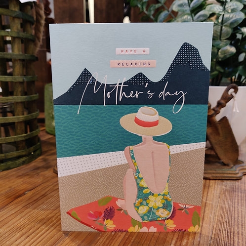 Have A Relaxing Mother's Day