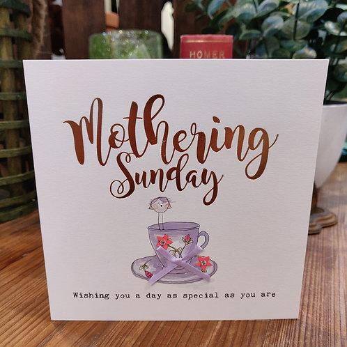 Mothering Sunday Cuppa