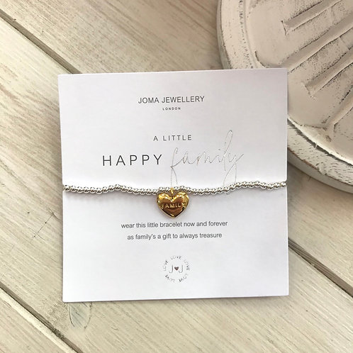 Happy Family Joma Jewellery Bracelet