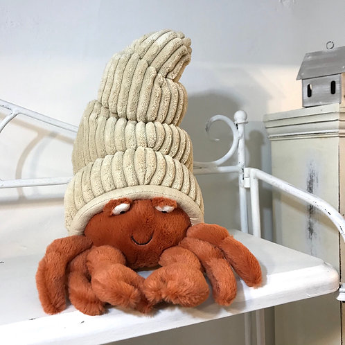 Herman the Hermit Crab Jellycat