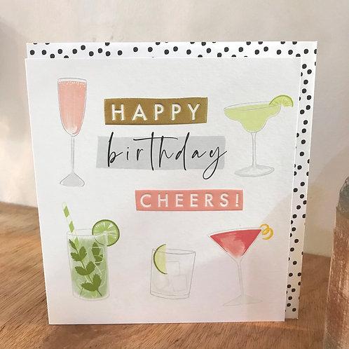 Happy Birthday Cheers