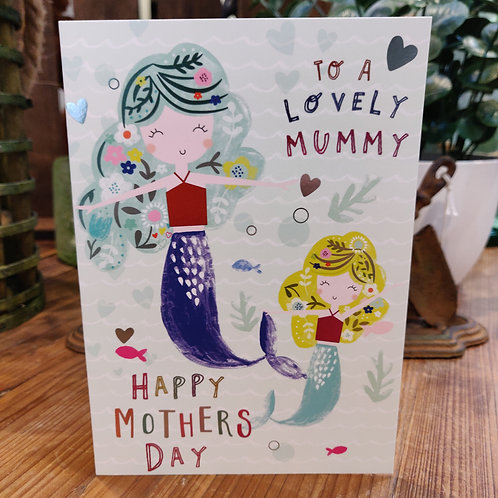 To A Lovely Mummy Happy Mother's Day