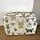 Thumbnail: Butterfly Jacquard Cosmetic Bag