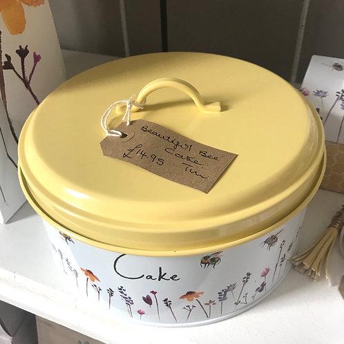 Bumblebee Cake Tin