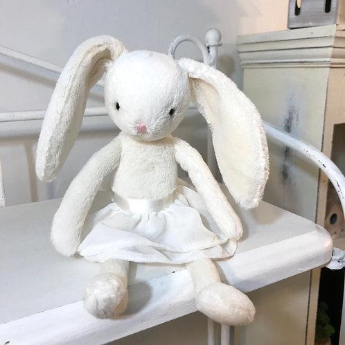 Arabesque Cream Bunny Jellycat