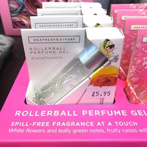 Flower Girls Perfume Gel