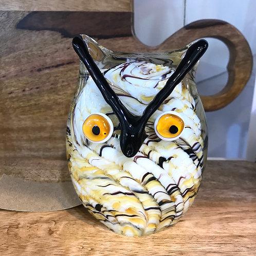 Sidney Swirl the Glass Owl
