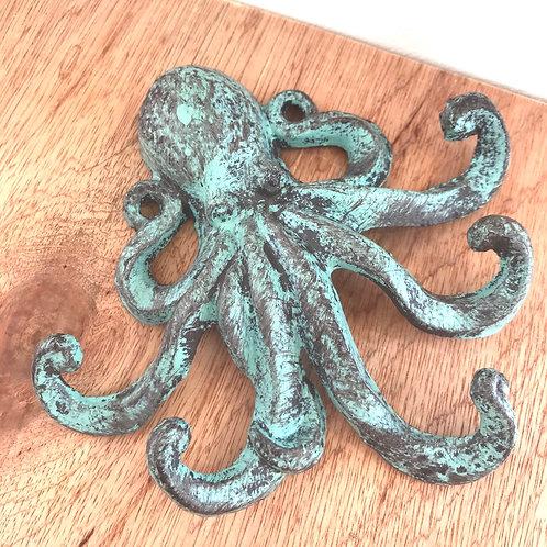 Octopus Coat Hook