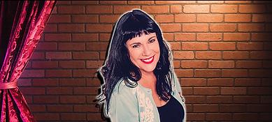 Michele A'court Tauranga Comedy Pop up