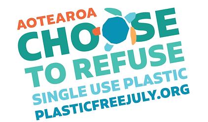 Plastic Free July - Tauranga