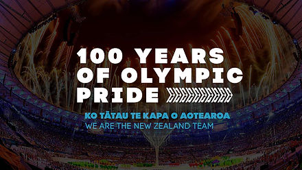 100 years of Olympic Pride
