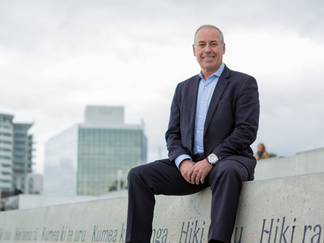 THE JOB OF MAYOR IS A SERIOUS ONE - AND IT STARTS WITH A BOLD VISION