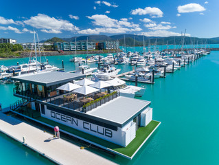 Launch of Ocean Club at Abell Point Marina
