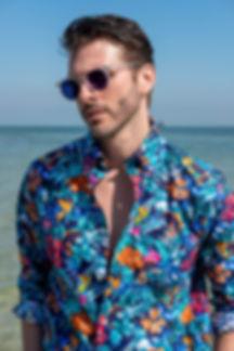 Paul & Shark mens casual summer shirt