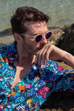 Beachwear summer shirts