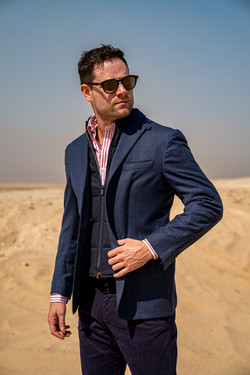Corneliani Milestones jacket