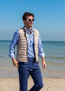 Summer vest by Paul & Shark