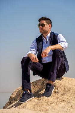 Corneliani mens luxury vest