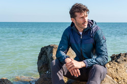 Activewear by Corneliani sports collection for men