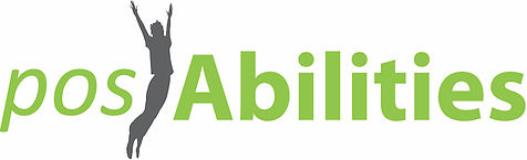 posAbilities Logo - Green - No Tagline C