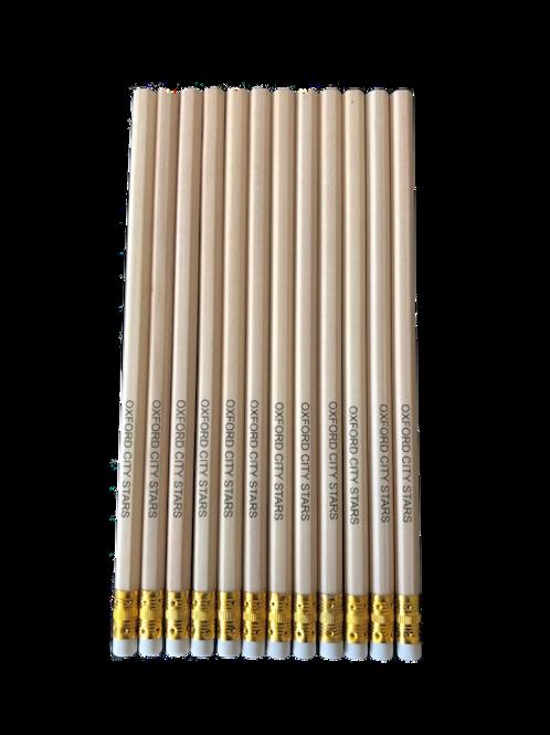 Stars Pencils