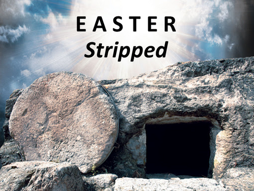 EASTER ... Stripped
