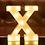 Thumbnail: Letra X