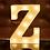 Thumbnail: Letra Z