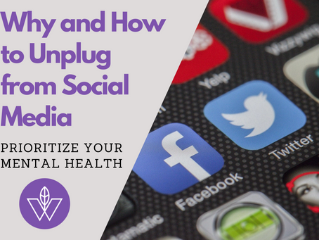 Why and how to unplug from social media