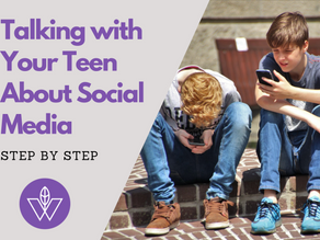 Talking with your teen about social media