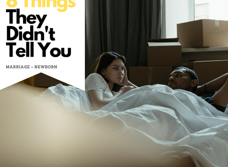 The 8 Things That Change Once Baby Arrives (And 8 Ways to Maintain Intimacy)