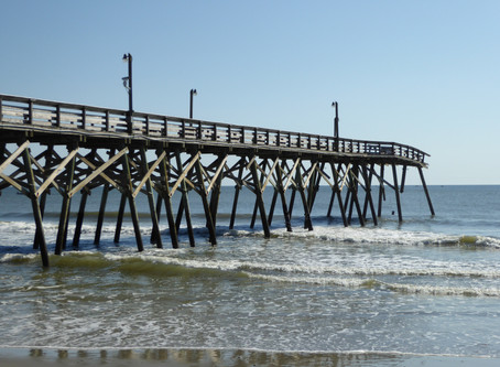 What's Going On With The Surfside Beach Pier?