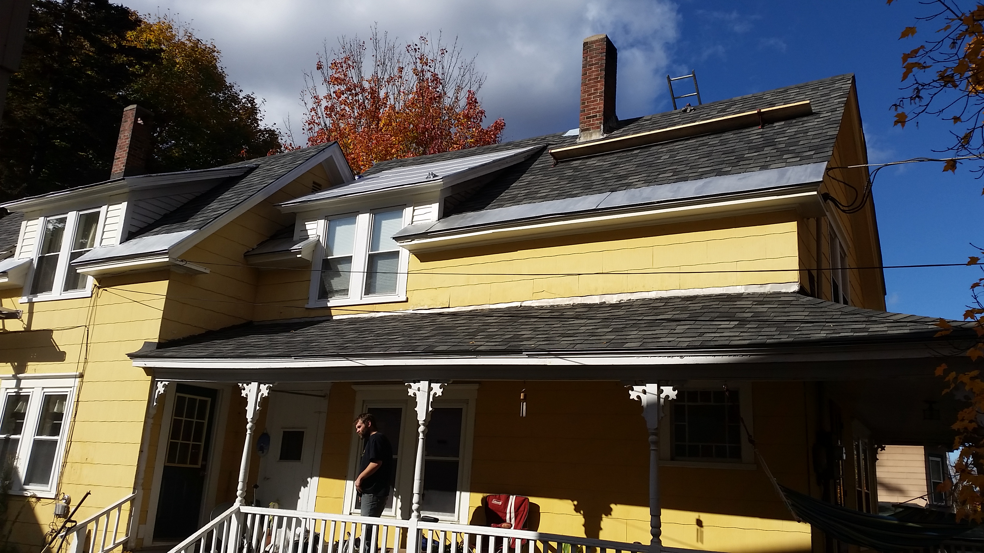 Dormers and Trim