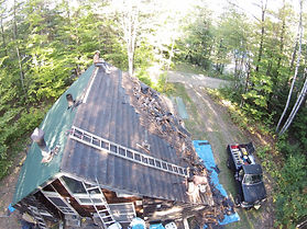 construction and roofing Maine