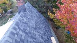 New asphalt shingles