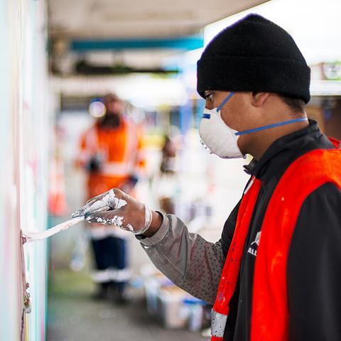 Young Artist Volunteer Programme