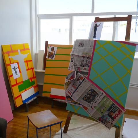 Artist Open Studio