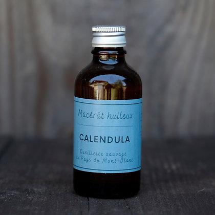 Macérât huileux de Calendula