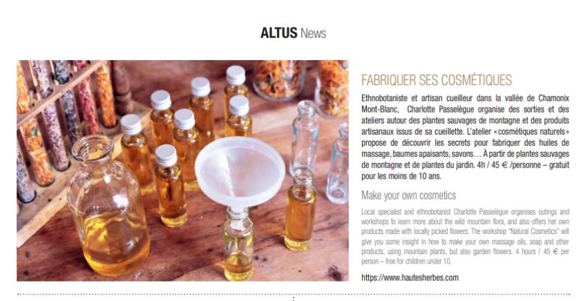 Altus Magazine