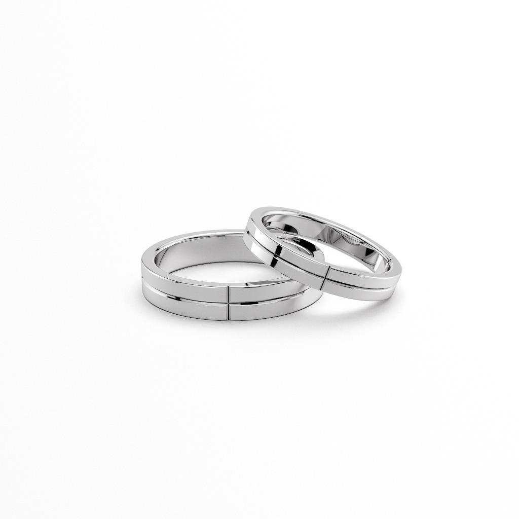 Wedding Rings 07