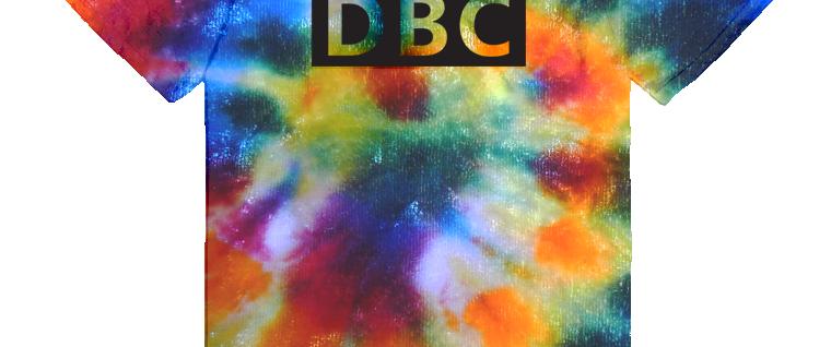 DBC Short Sleeve Tie Dye Knit