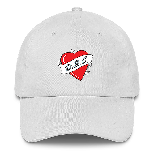 Heart DBC Dad Hat