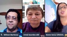 Live: O movimento da Economia Solidária, Passado, Presente e Futuro