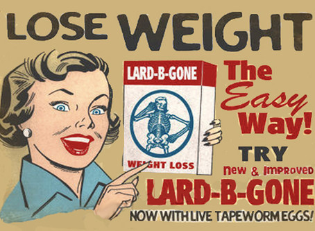 Breaking news - Exercise makes you lose weight
