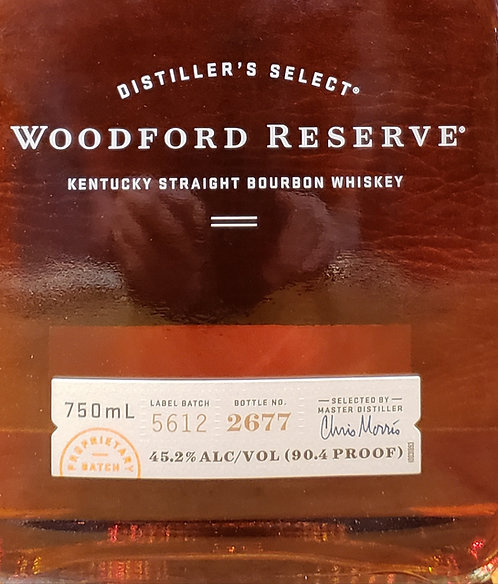 Woodford Reserve Kentucky Straight Whiskey