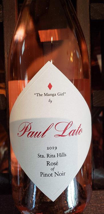 Paul Lato Rosé of Pinot Noir, Sta Rita Hills 2019