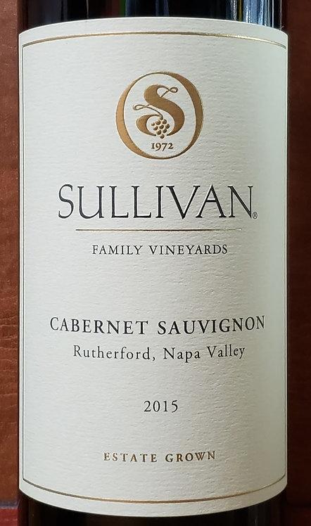 Sullivan Rutherford Estate Cabernet Sauvignon 2016