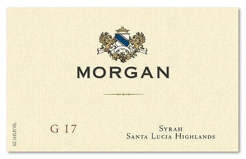 Morgan G17 Syrah, Santa Lucia Highlands 2018